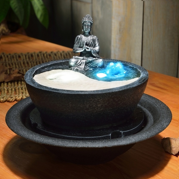 Fontaine d'Intérieur Nature - Fengshui Yin Yang