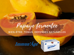 Papaye fermentee Immunage