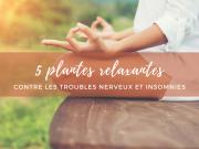 5 plantes relaxantes contre le stress