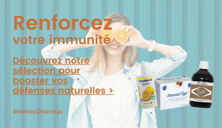 Renforcez votre immunité !